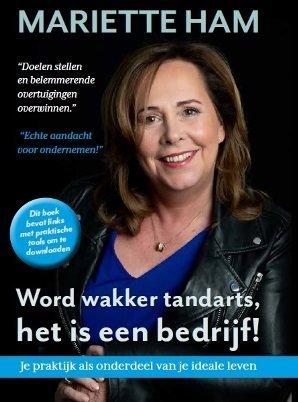 Cover Word wakker tandarts Mariette Ham